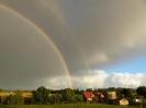 Regenbogen am 16.09.2013