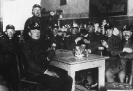 Die Feuerwehr um 1928