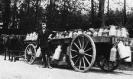 Milchwagen Mitte der 30er Jahre