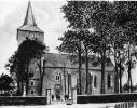 Die Kirche in Leer ca. 1900